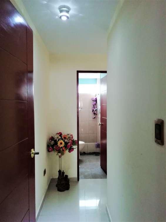 Fotos de Los cipreses vendo dpto. en 4to. piso 85m2 $110mil, vista a parque 13