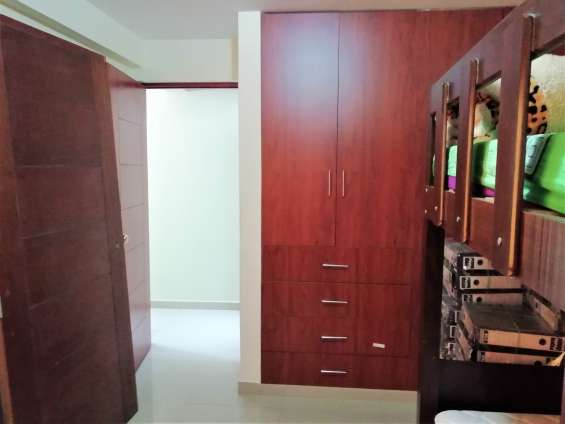 Fotos de Los cipreses vendo dpto. en 4to. piso 85m2 $110mil, vista a parque 19