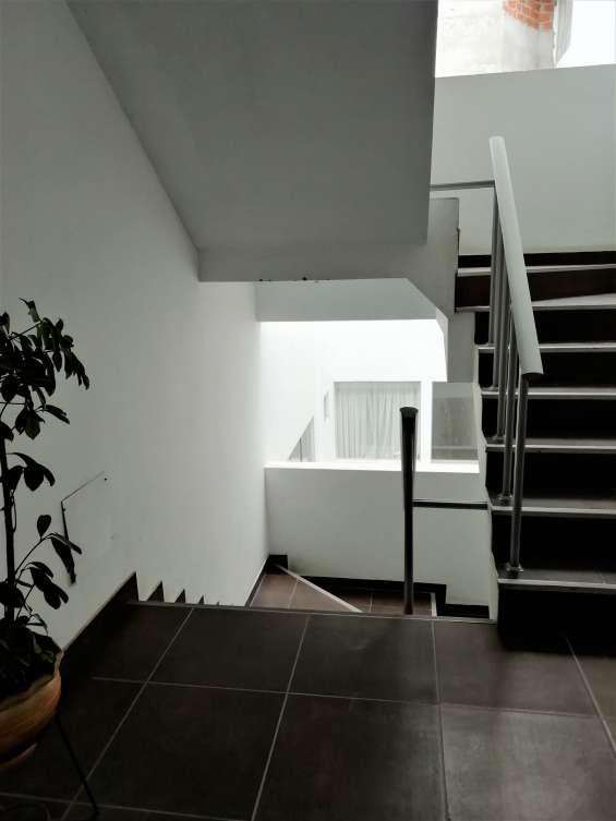 Fotos de Los cipreses vendo dpto. en 4to. piso 85m2 $110mil, vista a parque 3