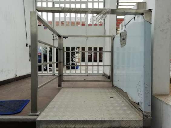 Fotos de Los cipreses vendo dpto. en 4to. piso 85m2 $110mil, vista a parque 21