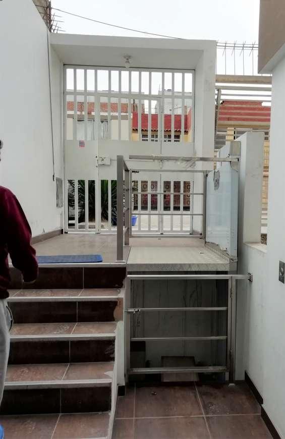 Fotos de Los cipreses vendo dpto. en 4to. piso 85m2 $110mil, vista a parque 1