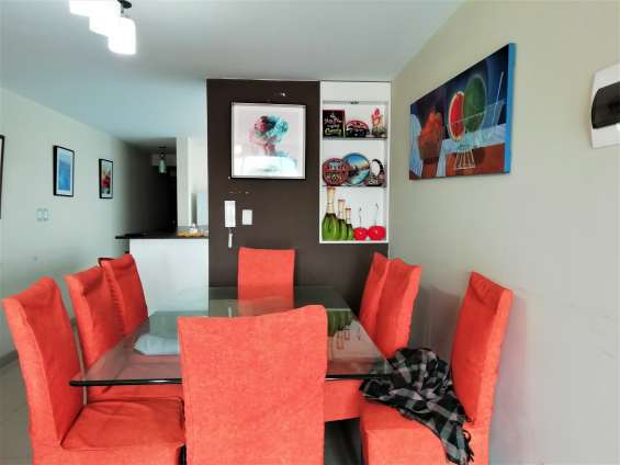 Fotos de Los cipreses vendo dpto. en 4to. piso 85m2 $110mil, vista a parque 8
