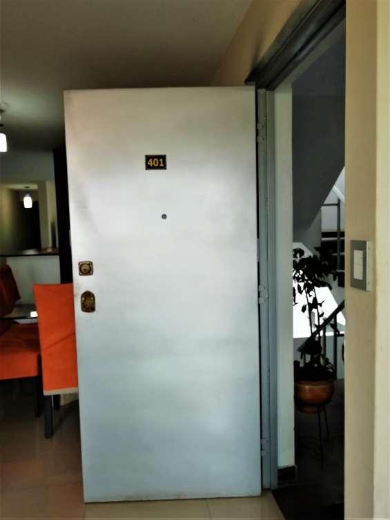 Fotos de Los cipreses vendo dpto. en 4to. piso 85m2 $110mil, vista a parque 4