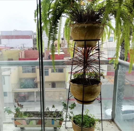 Fotos de Los cipreses vendo dpto. en 4to. piso 85m2 $110mil, vista a parque 2