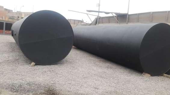 Fabricacion de tanques de combustible y glp. cumpliendo normas y exigencias de osinergmin