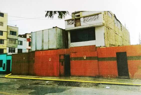 Fotos de San miguel vendo terreno+aires 1890m2 $1,400xm2, alt. cdra. 4 av. lima 4