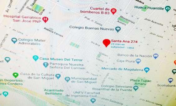 Fotos de San miguel vendo terreno+aires 1890m2 $1,400xm2, alt. cdra. 4 av. lima 10