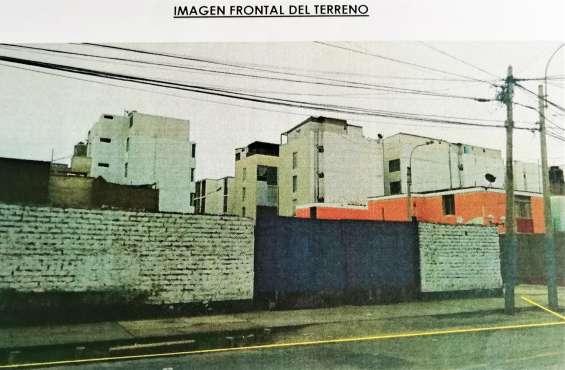 Fotos de San miguel vendo terreno+aires 1890m2 $1,400xm2, alt. cdra. 4 av. lima 5