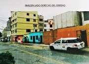 SAN MIGUEL VENDO TERRENO+AIRES 1890M2 $1,400XM2, ALT. CDRA. 4 AV. LIMA