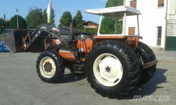 Tractores fiat 880 dt