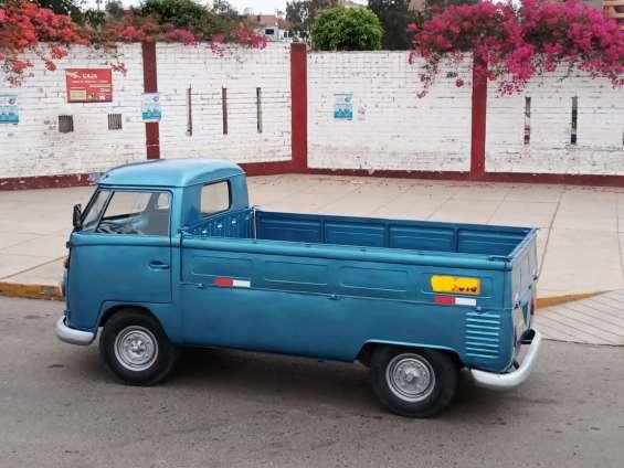 Volkswagen pick up 1960