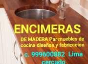 Encimera para muebles cocina barras bar fabricac…