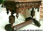 Reparacion de muebles antiguos exclusivos